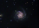 NGC 1232 Spiral Galaxy