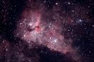 Keyhole Nebula in Carina