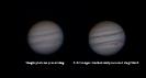 Jupiter and red spot