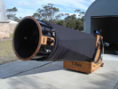 "Upgraded Evans 30"" Telescope"